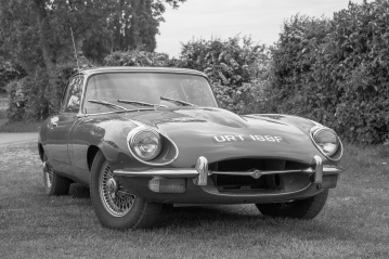 Jaguar E Type 2