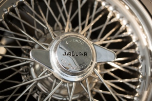 Jaguar E Type Wheel