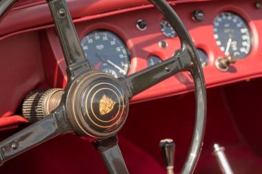 Jaguar XK140 1957 OTS