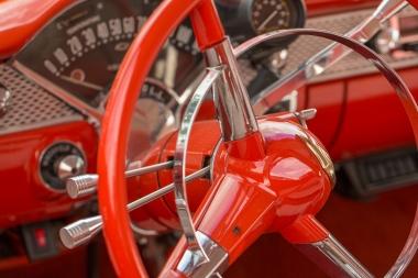 Chevrolet Belair Sport Coupe 1955