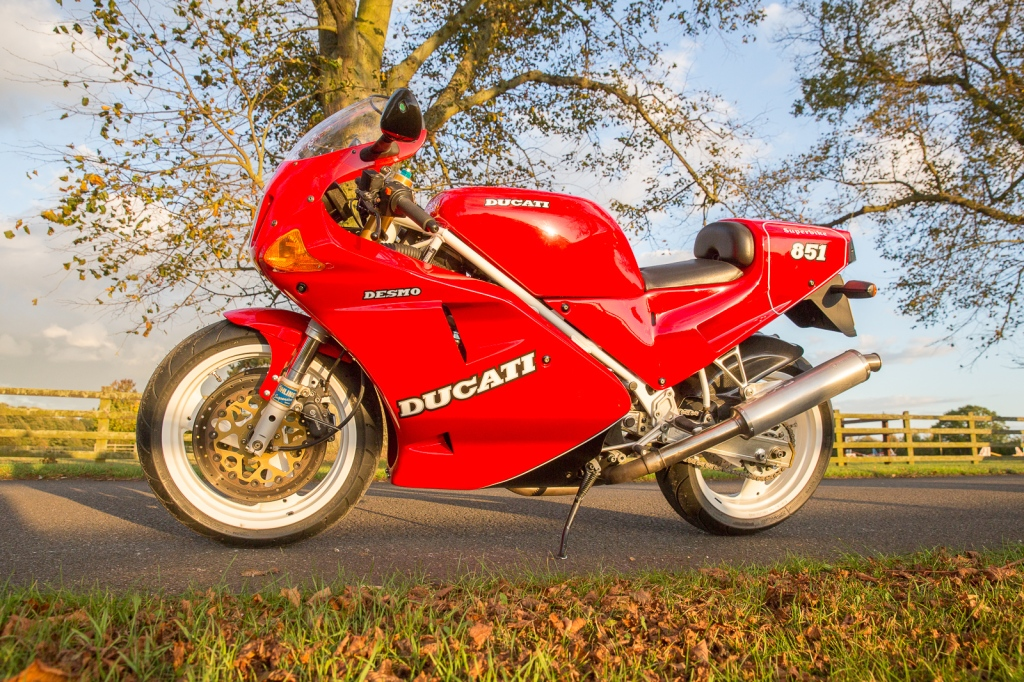 Image of Ducati 851 SP2